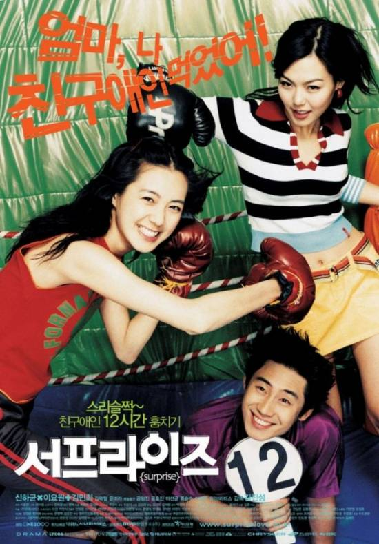 Surprise Party Language Korean Year 2002 Actors Ha-kyun Shin, Yu