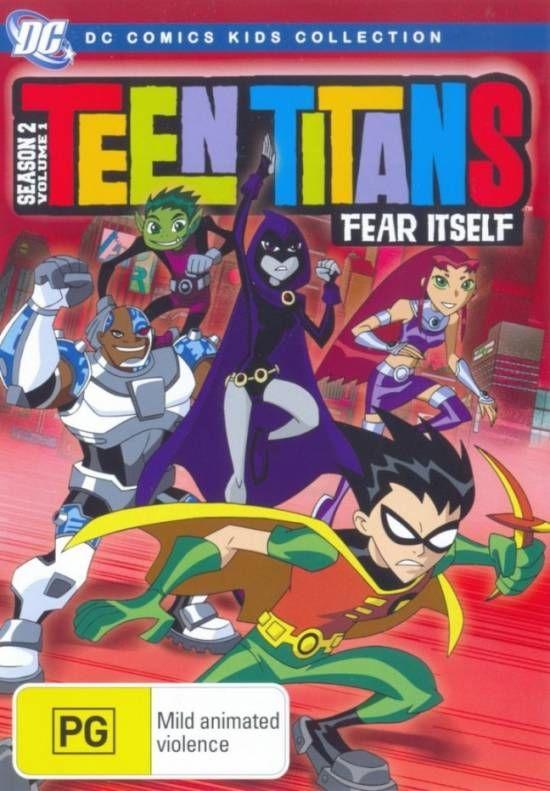 Смотреть мультфильм титаны все серий 5
