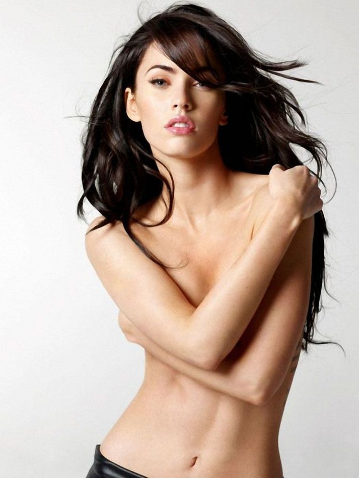 Megan Fox Nude Photos And Leaked Sex Tape Porn Photo