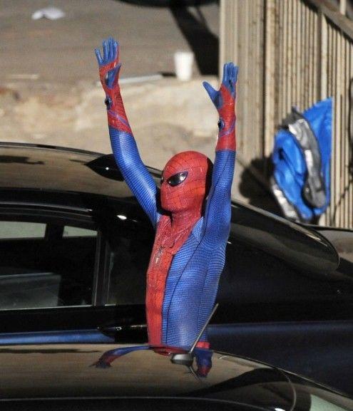 Новый Человек-паук 9