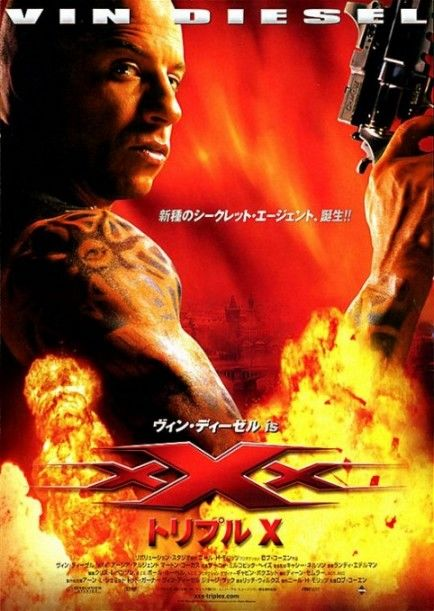 Download Film XXX (2002) BluRay 720p 5.1CH Release Date 9 August 2002
