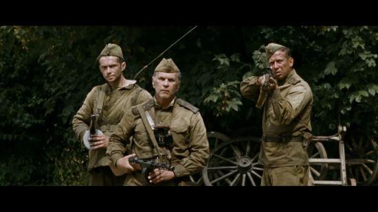 Смотреть лучшие зарубежные фильмы про войну 19411945