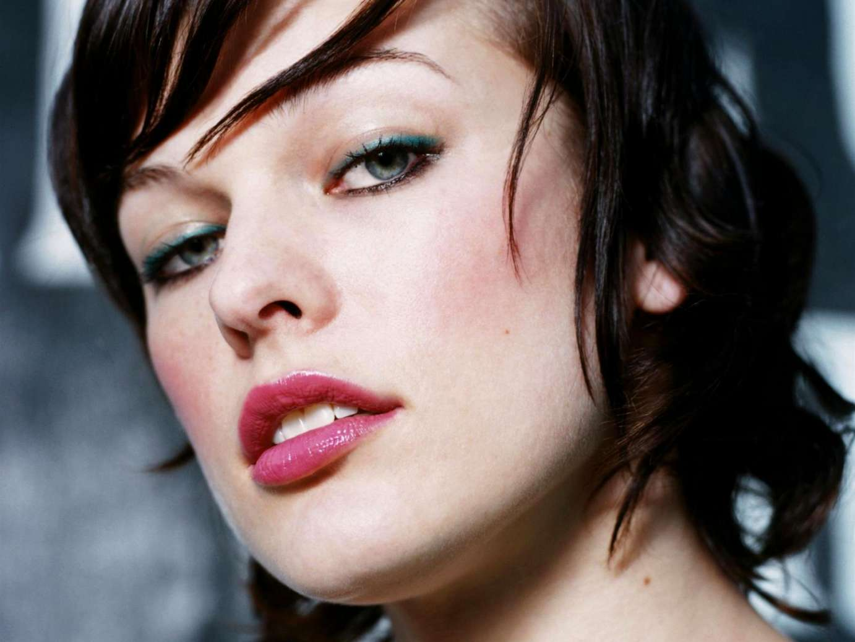 Мила Йовович Mila Jovovich, девушки, знаменитости 1600х1200.