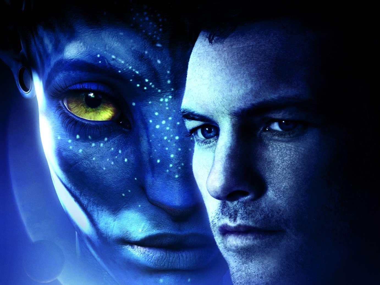 Обои для рабочего 21 стола к фильму Аватар (Avatar) .