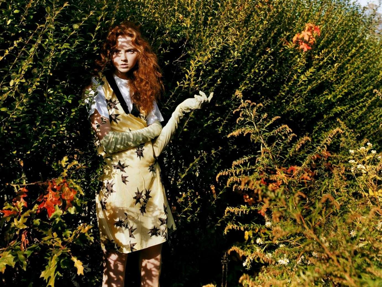 Обои Lily Cole ( Лили Коул ) Знаменитости фото.
