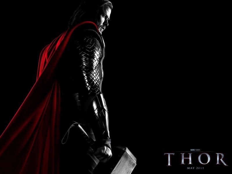 ��� / Thor (2011) BDRip