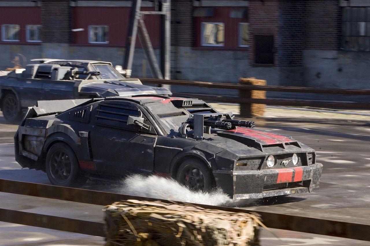 форд мустанг смертельная гонка #8