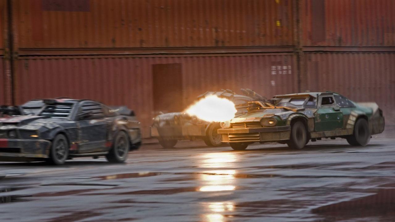 форд мустанг смертельная гонка #11
