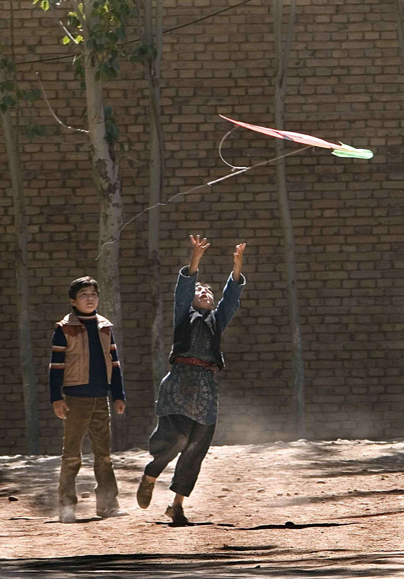 the kite runner loyalty theme essay