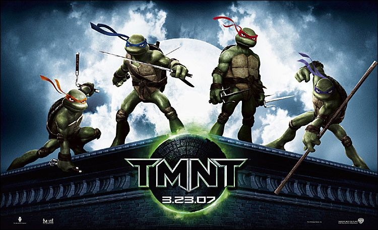 tmnt 2007 game  rip software